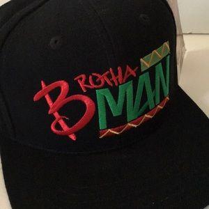 """Vintage Brotha Man SnapBack """"Black"""